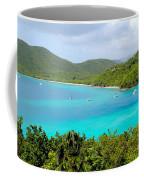 St John Beach Coffee Mug