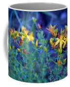 St John's Wort In The Forest Coffee Mug
