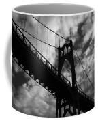 St Johns Bridge Coffee Mug