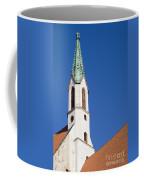 St. John's Church Riga Coffee Mug