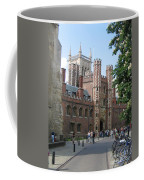St. Johns College Cambridge Coffee Mug