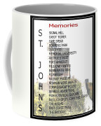 St. John's Memories Coffee Mug