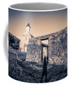 St. Josephs Church Maui Hawaii Coffee Mug by Edward Fielding
