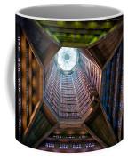 St Joseph's Spire Coffee Mug by Dave Bowman