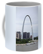 St Louis Arch Coffee Mug