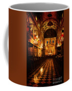 St. Louis Cathedral New Orleans - Textured Coffee Mug