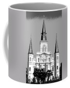 St Louis Cathedral Poster 1 Coffee Mug