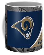 St Louis Rams Coffee Mug