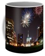 St. Louis Under Fire Coffee Mug