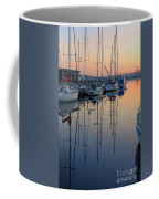 St. Malo Sunrise Brittany France Coffee Mug