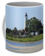 St Marks Lighthouse Coffee Mug