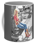 St Marrten Smile Coffee Mug