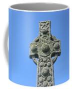 St. Martin's Cross Close Up Coffee Mug