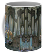 St Martins In The Field Organ Coffee Mug