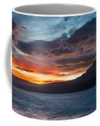 St. Mary Lake Dawn 1 Coffee Mug