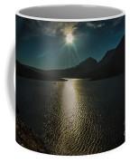 St Mary Lake Coffee Mug