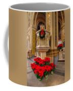 St. Mary Of The Angels Christmas Lectern Coffee Mug
