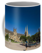 St. Mary's Cathedral Coffee Mug