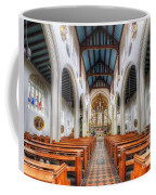 St Mary's Catholic Church - The Nave Coffee Mug