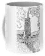 St Marys Church Tenby Coffee Mug