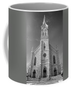 St. Mary's Of Port Washington  B-w Coffee Mug