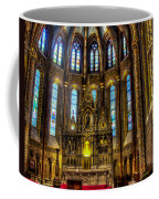 St Matthias Church Interior Coffee Mug