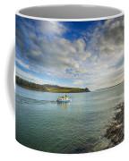 St Mawes Ferry Duchess Of Cornwall Coffee Mug