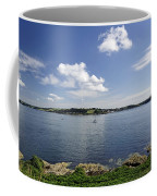 St Mawes From Pendennis Point Coffee Mug