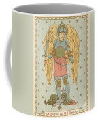 St Michael And All Angels By English School Coffee Mug