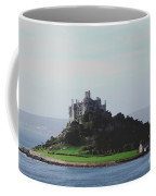 St Michael's Mount From The East Coffee Mug