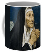 St Monica Coffee Mug