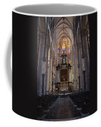 St Nicholas Church Ghent Coffee Mug