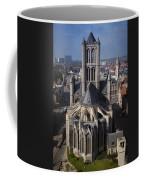 St Nicholas Church View Coffee Mug