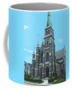 St Patrick Cathedral Coffee Mug