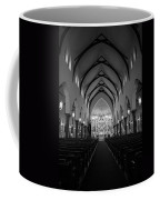 St Patricks Cathedral Fort Worth Coffee Mug