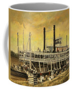 St. Paul Steamboat Coffee Mug