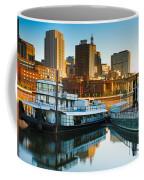 St Paul Tug Coffee Mug