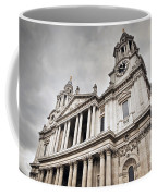 St Pauls Cathedral In London Uk Coffee Mug