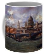 St. Paul's  Cathedral  - London Coffee Mug