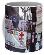 St. Paul's Chapel Memorial 9-11 Coffee Mug