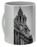 St Pauls Clock Tower Coffee Mug