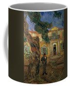 St Pauls Hospital, St Remy, 1889 Coffee Mug