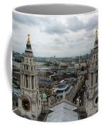 St Paul's View Coffee Mug