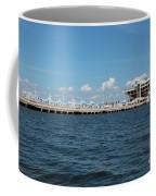 St Pete Pier Coffee Mug by Carol Groenen