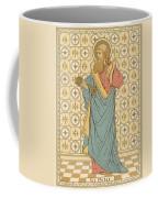 St Peter Coffee Mug by English School