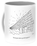 St. Peter In Heaven Coffee Mug