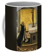 St. Peter Martyr In Prayer Coffee Mug