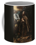 St Peter Of Alcantara Coffee Mug