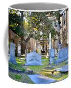 St. Philips Church Cemetery Charleston Sc Coffee Mug