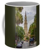 St. Philip's Episcopal Church Charleston Sc Coffee Mug